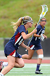Redondo Beach, CA 05/14/11 - Kelsey Patch (St Margaret #6) in action during the 2011 Division 2 US Lacrosse / CIF Southern Section Championship game between Cate School and St Margaret.