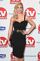LONDON, UK. September 10, 2018: Gemma Atkinson at the TV Choice Awards 2018 at the Dorchester Hotel, London.<br /> Picture: Steve Vas/Featureflash