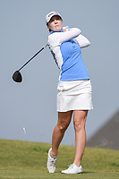 Brittany Altomare (USA) watches her tee shot on 2 during round 4 of the Volunteers of America Texas Classic, the Old American Golf Club, The Colony, Texas, USA. 10/6/2019.<br /> Picture: Golffile | Ken Murray<br /> <br /> <br /> All photo usage must carry mandatory copyright credit (© Golffile | Ken Murray)