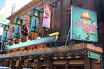 Theatre Marquee: 'A Christmas Story The Musical'. The story from a cherished movie classic that's enchanted millions is now a Broadway Musical Spectacular. Produced by the film's original Ralphie, Peter Billingsley. Lunt-Fontanne Theatre in New York City on 11/05/2012