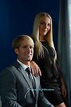 Models Andrew Weingart & Ilana Robbins