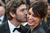 Robert Konjic - Catrinel Marlon<br /> 11-05-2018 Cannes <br /> 71ma edizione Festival del Cinema <br /> Foto Panoramic/Insidefoto