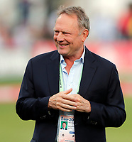Kent director of cricket Paul Downton looks on during the Quarter-Final game between Kent Spitfires and Lancashire Lightning at the St Lawrence ground, Canterbury, on Aug 23, 2018.