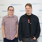 Dan Lipton and  Dan Finnerty attends the Media Day for 33rd Annual Powerhouse Theater Season at Ballet Hispanico in New York City.
