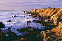Sandstone headlands<br />