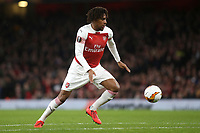 Alex Iwobi of Arsenal in action during Arsenal vs Rennes, UEFA Europa League Football at the Emirates Stadium on 14th March 2019