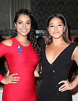 BEVERLY HILLS, CA - DECEMBER 3: Lilly Singh, Gina Rodriguez, at ACLU SoCal's Annual Bill Of Rights Dinner at the Beverly Wilshire Four Seasons Hotel in Beverly Hills, California on December 3, 2017. Credit: Faye Sadou/MediaPunch /NortePhoto.com NORTEPHOTOMEXICO
