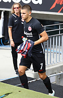 Dejan Joveljic (Eintracht Frankfurt) - 18.08.2019: Eintracht Frankfurt vs. TSG 1899 Hoffenheim, Commerzbank Arena, 1. Spieltag Saison 2019/20 DISCLAIMER: DFL regulations prohibit any use of photographs as image sequences and/or quasi-video.