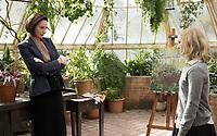 AnnaSophia Robb & Uma Thurman<br /> Down a Dark Hall (2018) <br /> *Filmstill - Editorial Use Only*<br /> CAP/RFS<br /> Image supplied by Capital Pictures