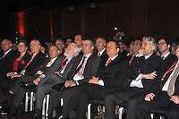 SAO PAULO, SP, 06 DE AGOSTO 2012 – 13 ENCONTRO INTERNACIONAL DE ENERGIA - Abertura do 13º Encontro Internacional de Energia, realizado no inicio da tarde de hoje no Hotel Unique, na capital. O encontro promove um debate sobre legalidade  de concessões do setor eletrico. (FOTO: THAIS RIBEIRO / BRAZIL PHOTO PRESS).