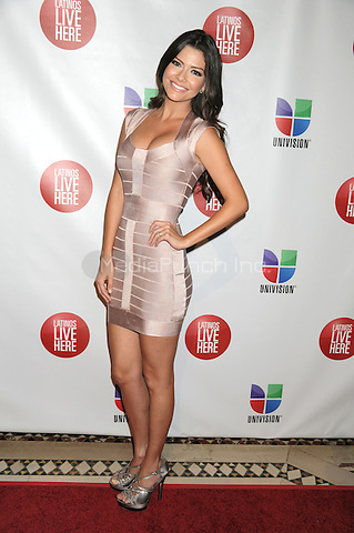NEW YORK, NY - MAY 15: Ana Patricia Gonzalez attends the Univision Upfront 2012 reception at Cipriani 42nd Street on May 15, 2012 in New York City.. Credit: Dennis Van Tine/MediaPunch