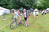 Philadelphia Triathlon 2011: Day One