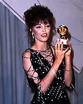 Pat Benatar 1982 Grammy Awards.© Chris Walter.