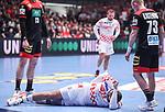 18.01.2020., Austria, Vienna, Wiener Stadthalle - European Handball Championship, Group I, Round 2, Croatia - Germany. Zeljko Musa. <br /> <br /> Foto © nordphoto / Luka Stanzl/PIXSELL