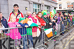 St. Patrick's Day Parade Tralee 2014