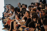 BELO HORIZONTE, MG,05.04.2016- MINAS-TREND - Modelo durante desfile da grife Sônia Pinto na 18ª edição do Minas Trend, no Expominas, em Belo Horizonte (MG), nesta terça-feira, 05. (Foto: Doug Patricio / Brazil Photo Press/Folhapress)