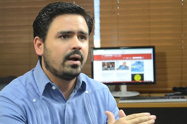 Director de Economi-k.Santo Domingo, República Dominicana.Fotografía: © Juan Camilo Cortés