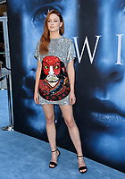 Actress Sophie Turner at the season seven premiere for &quot;Game of Thrones&quot; at the Walt Disney Concert Hall, Los Angeles, USA 12 July  2017<br /> Picture: Paul Smith/Featureflash/SilverHub 0208 004 5359 sales@silverhubmedia.com