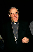 Montreal. CANADA -   1995  File Photo (exact date unknown)<br /> <br /> Cardinall Jean-Claude Turcotte in a  file photo when was Roman Catholic Bishop of Montreal from 1990 to 2012.<br /> <br /> File Photo : Agence Quebec Pressse - Pierre Roussel