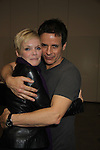 Young and Restless Maura West & Christian LeBlanc at the Soapstar Spectacular starring actors from OLTL, Y&R, B&B and ex ATWT & GL on November 20, 2010 at the Myrtle Beach Convention Center, Myrtle Beach, South Carolina. (Photo by Sue Coflin/Max Photos)