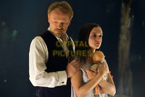 Jared Harris, Olivia Cooke<br /> in The Quiet Ones (2014) <br /> *Filmstill - Editorial Use Only*<br /> CAP/FB<br /> Image supplied by Capital Pictures
