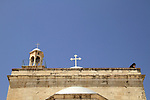 The Greek Orthodox Church of St. Lazarus in Eizariya, site of Bethany on the eastern slope of the Mount of Olives