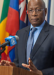 Head of UN Regional Office for Central Africa Briefs Press