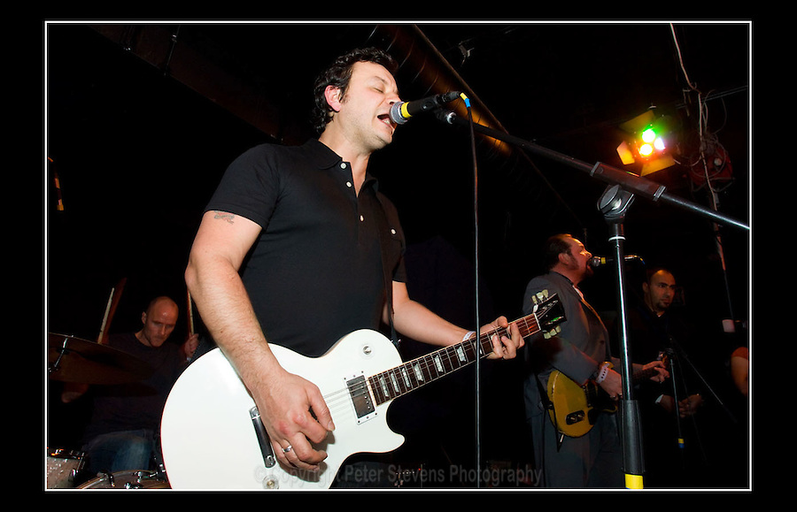 James Dean Bradfield - Carbon Casino VII - Inn on the Green - 29th February 2008
