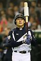 Yoshihiro Maru (JPN), <br /> NOVEMBER 14, 2014 - Baseball : <br /> 2014 All Star Series Game 2 <br /> between Japan and MLB All Stars <br /> at Tokyo Dome in Tokyo, Japan. <br /> (Photo by YUTAKA/AFLO SPORT)[1040]