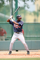 August 12, 2008: Calvin Culver of the GCL Braves.  Photo by: Chris Proctor/Four Seam Images