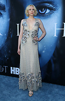 "LOS ANGELES, CA July 12- Gwendoline Christie,  At Premiere Of HBO's ""Game Of Thrones"" Season 7 at The Walt Disney Concert Hall, California on July 12, 2017. Credit: Faye Sadou/MediaPunch"