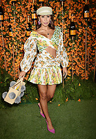 PACIFIC PALISADES, CA - OCTOBER 06: Eva Gutowski arrives at the 9th Annual Veuve Clicquot Polo Classic Los Angeles at Will Rogers State Historic Park on October 6, 2018 in Pacific Palisades, California.<br /> CAP/ROT/TM<br /> &copy;TM/ROT/Capital Pictures