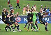 2013.06.25 U17 Spain - Sweden