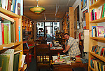 Barry Young Interesting Books James Street, Westport.<br /> <br /> Pic Conor McKeown