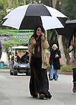November 28TH  2012<br /> <br /> Filming tv show 90201 at LA City College in Los Angeles California <br /> AnnaLynne McCord a big black jacket with a fluffy fur hood. Smiling. Wearing a tight short purple skirt showing off her legs .  Jessica Lowndes &amp; Shenae Grimes &amp; Jessica Stroup Carrying a big black white umbrella hiding from the rain . Tristan Wilds was also on set <br /> <br /> AbilityFilms@yahoo.com<br /> 805 427 3519<br /> www.AbilityFilms.com