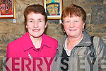 Brendan Shine Concert : Attending the Brendan Shine concert in St John's Arts Centre , Listowel on Friday night last were Eileen Hussey & Marian Gaynor from Ballyheigue.