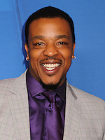 NEW YORK CITY, NY, USA - MAY 12: Russell Hornsby at the 2014 NBC Upfront Presentation held at the Jacob K. Javits Convention Center on May 12, 2014 in New York City, New York, United States. (Photo by Celebrity Monitor)