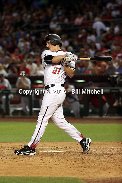 Zack Greinke - 2016 Arizona Diamondbacks (Bill Mitchell)
