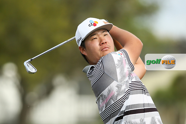 Sungjae Im (KOR) during the final round of the Arnold Palmer Invitational presented by Mastercard, Bay Hill, Orlando, Florida, USA. 08/03/2020.<br /> Picture: Golffile | Scott Halleran<br /> <br /> <br /> All photo usage must carry mandatory copyright credit (© Golffile | Scott Halleran)