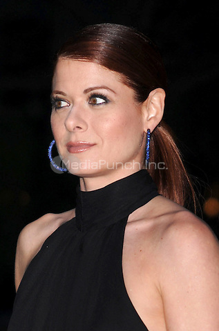 Debra Messing at the Vanity Fair party for the 2009 Tribeca Film Festival at the State Supreme Courthouse in New York City on April 21, 2009. Credit: Dennis Van Tine/MediaPunch