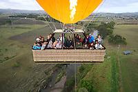 20131106 November 06 Hot Air Balloon Gold Coast