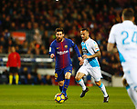 Leo Messi, FC Barcelona v Deportivo de la Coruña en el Camp Now, Barcelona, Jornada 16, 17 Diciembre 2017. Photo Martin Seras Lima