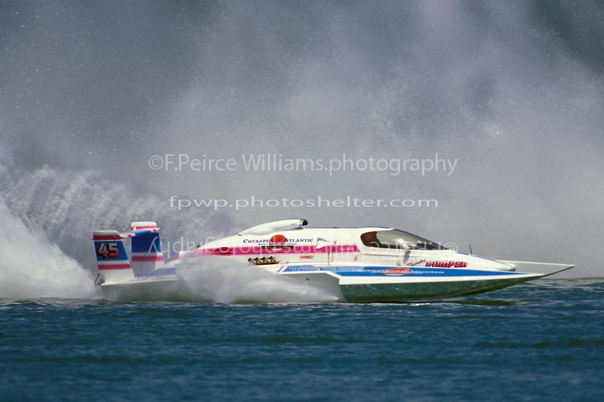 "Tom Baker, GP-45 ""Thunder Pumper"", Hampton 1997"