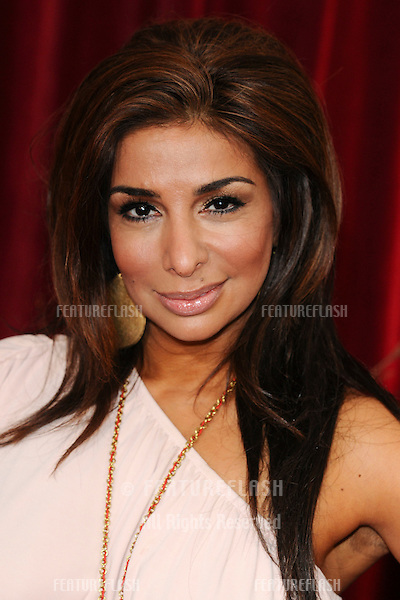 Shobna Gulati arrives for the British Soap Awards 2010 at London Television Centre, London.  08/05/2010  Picture by: Steve Vas / Featureflash