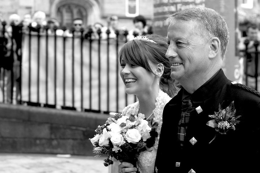 Gordon and Joanna Corry's Wedding