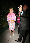 .June 22nd 2012 ...Barbara Walters dine at Mr.Chow in Beverly Hills . ..AbilityFilms@yahoo.com.805-427-3519.www.AbilityFilms.com.