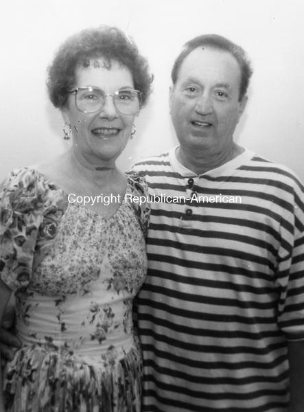 Mario and Joan Valiente, Naugatuck