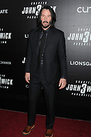 "Keanu Reeves at the World  Premiere of ""John Wick: Chapter 3 Parabellum"", held at One Hanson in Brooklyn, New York, USA, 09 May 2019"