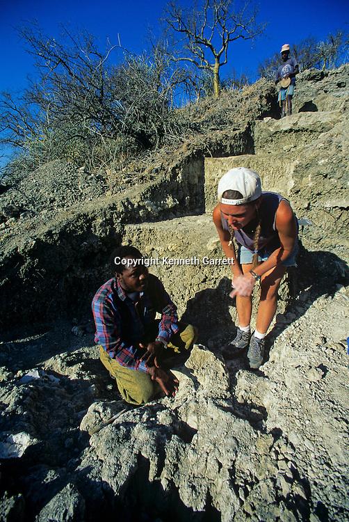 Olduvai Gorge, Tanzania, H. Erectus, H, Habilis, A. Afarensis, Zinjanthropus, Fidelis Masao