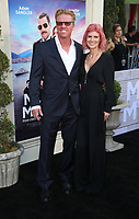 LOS ANGELES, CA - JUNE 10: Jake Busey, April Hutchonson, at the Los Angeles Premiere Screening of Murder Mystery at Regency Village Theatre in Los Angeles, California on June 10, 2019. <br /> CAP/MPIFS<br /> ©MPIFS/Capital Pictures